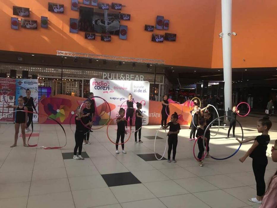 Sportivii ACS Transilvania s-au antrenat la Coresi
