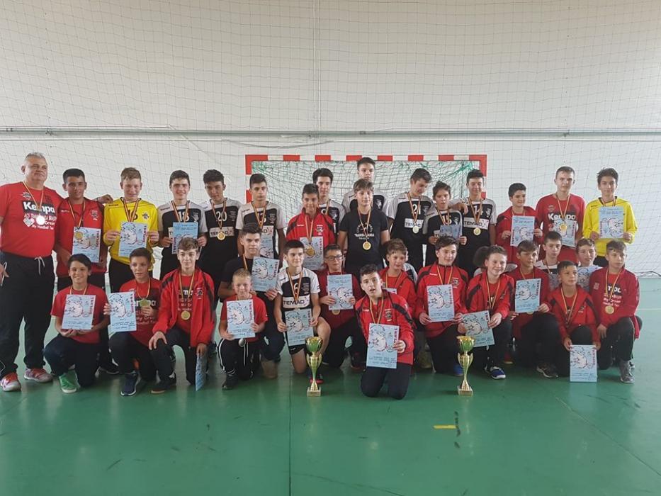 Juniorii 3 si juniorii 4 s-au întors neînvnși de la Târgoviște