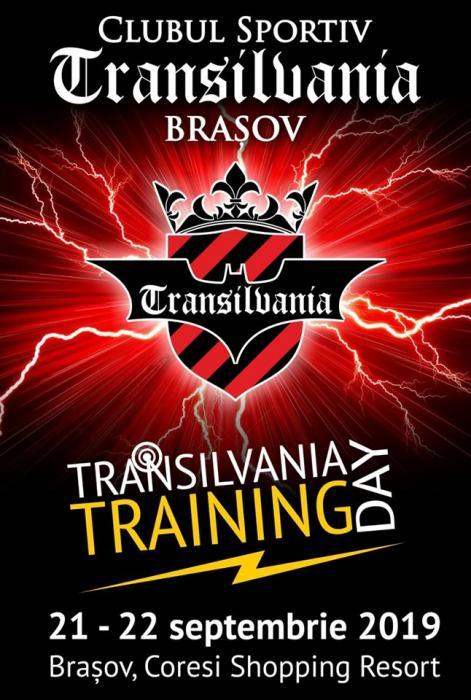 Transilvania Training Day