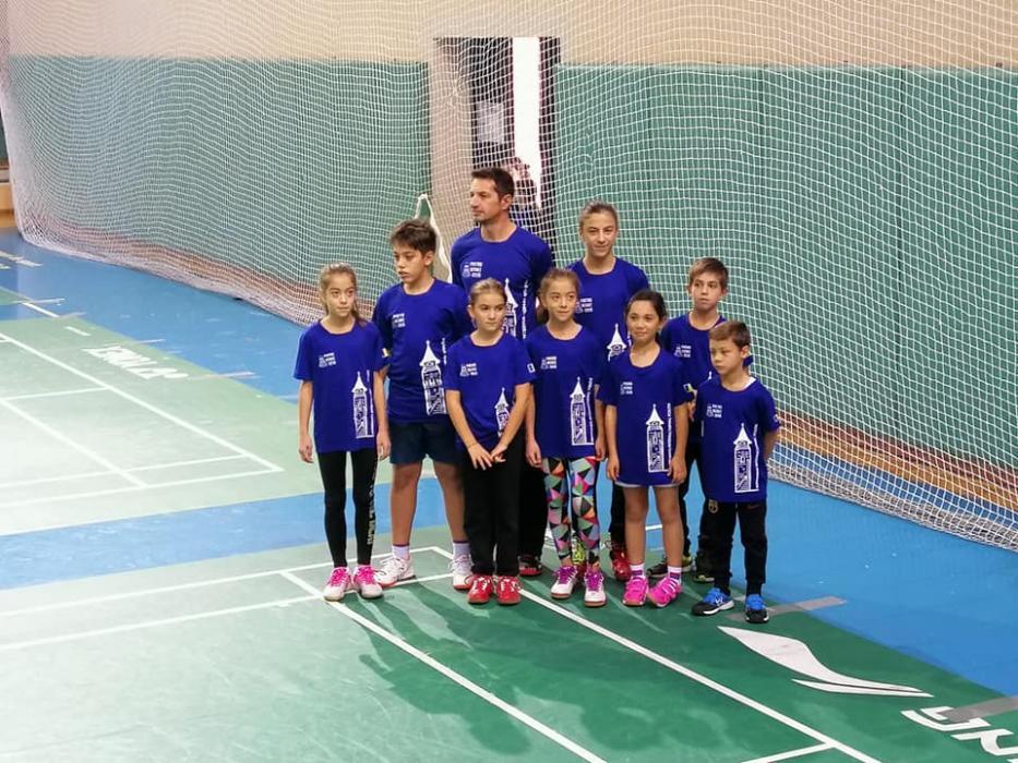 Badminton: Prestație bună la turneul international de la Piatra Neamț.