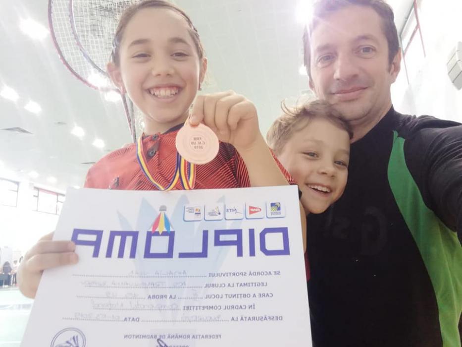 ACS Transilvania, medalie de bronz la Campionatul National