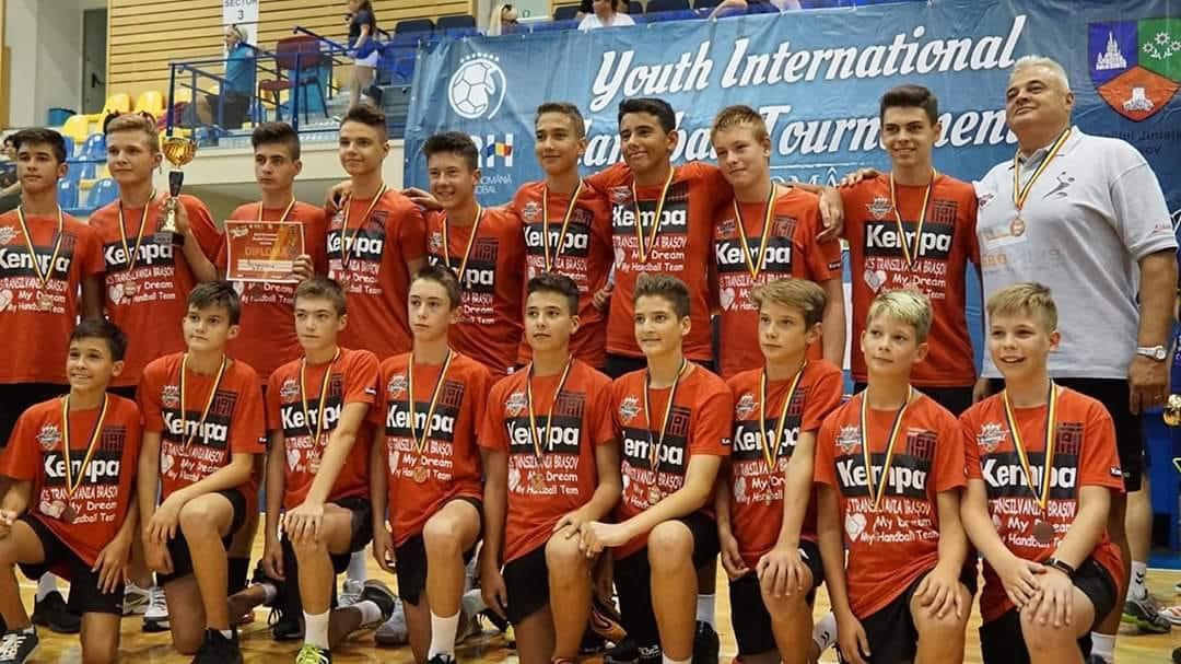 ️#ACSTransilvania, în Turneu Final si la handbal