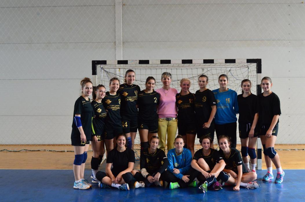 Victorii pe linie pentru handbalistele de la ACS Transilvania