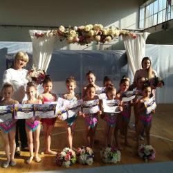 Gimnastica Ritmica: CN copii Baia Mare
