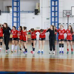 Handbal: Echipele de la ACS Transilvania au făcut spectacol în weekend