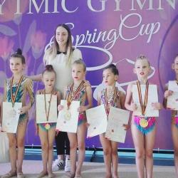 Gimnastica brasoveana are viitor!