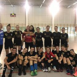 Punctaj maxim pentru echipele ACS Transilvania în Campionatul Național de handbal