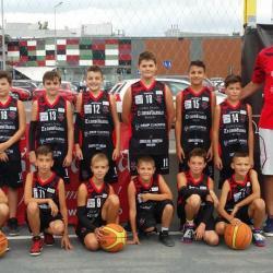 Micii baschetbaliști de la ACS Transilvania intră în Campionatul Național