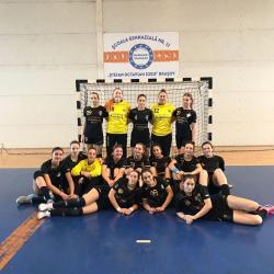 ACS Transilvania, dublă victorie cu CSȘ Sfântu Gheorghe în Campionatul Național de handbal junioare