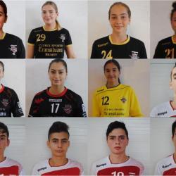 12 sportivi de la ACS Transilvania convocați la loturile nationale de handbal