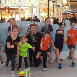 Badmintonul a încheiat toamna atelierelor de la Coresi