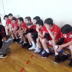 Baschetbaliștii de la U13 au jucat turneul 8