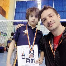 Rezultat notabil pentru badmintonul de la Transilvania