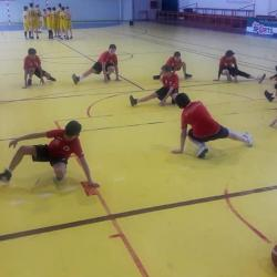 Baschet: Final de sezon in Campionatul National U13