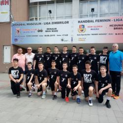 Finalul unui sezon extraordinar pentru juniorii 3 de la ACS Transilvania