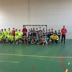 Handbal: Juniorii 4, o sambata superba la Onesti