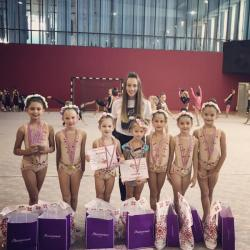 ACS Transilvania va reprezenta Brașovul la Cupa României la gimnastică ritmică