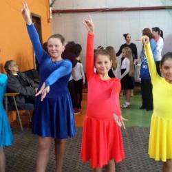 In pasi de dans la Bucuresti