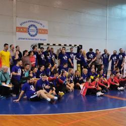 Prima ediție a Cupei Funsports la handbal mixt amatori