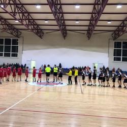Handbal: Debut oficial pentru juniorii 4