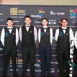 ACS Transilvania a avut reprezentanți la Campionatul European de Snooker