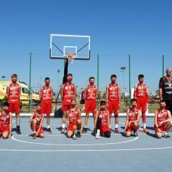 ✅👆ACS Transilvania confirmă: Medalie de bronz în Campionatul Național de baschet U13