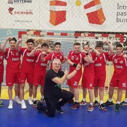 👍Parcurs foarte bun pentru juniorii 3 de la ACS Transilvania în primul turneu din Campionatul Național