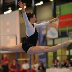 O fostă campioană a Germaniei la gimnastică artistică se alătură ACS Transilvania
