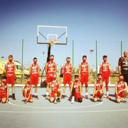 🏀Al doilea turneu al sezonului pentru băieții de la baschet U14