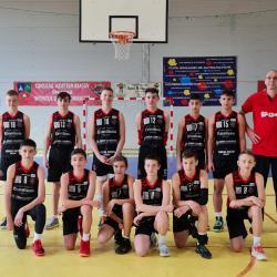 Echipa de baschet U14 a ACS Transilvania s-a calificat la Turneul Final