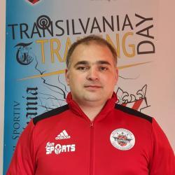 Răzvan Angheluță, un nou antrenor în staff-ul ACS Transilvania