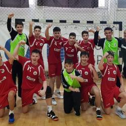 Avem medalie la juniori 3️⃣! Handbalul masculin renaște la Brașov!