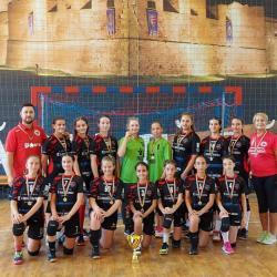 Junioarele 4 au câștigat Făgăraș Handbal Cup