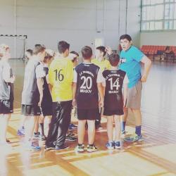 Handbal: Juniorii 4️⃣ se pregătesc de Campionatul Național