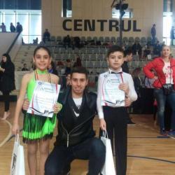 """Campionatul Național Studențesc de Dans Sportiv - Cupa Sportul Studențesc - """"Un secol de Performanţă""""- București 2016"""