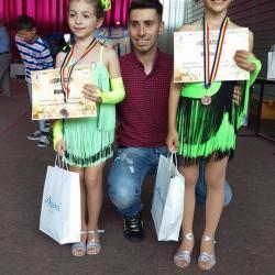 Cupa Cetatea Fagaras - Competitie nationala de dans sportiv 11-12 iunie 2016