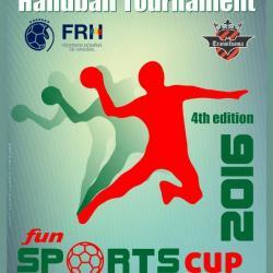 Turneul International de Handbal Juniori - FunSports CUP