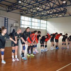 Evoluție bună pentru junioarele de la ACS Transilvania Brașov