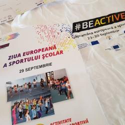 Saptamana Europeana a Sportului Scolar