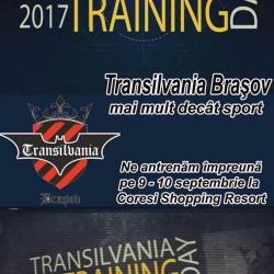 Transilvania Training Day