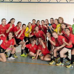 Handbal: ACS Transilvania a câștigat derby-ul junioarelor II cu Corona Brașov