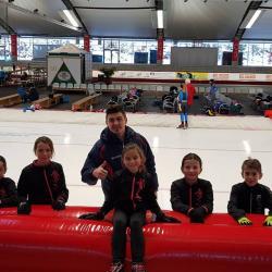 Rezultate excelente pentru patinatorii de la Transilvania