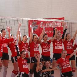 VOLEI: ACS Transilvania - POLI Timisoara 3 - 1 (25-16, 25-23, 20-25, 25-22)