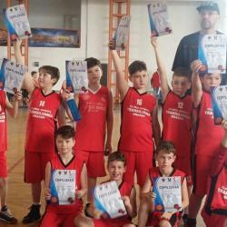 BASCHET - participare la turneu minibaschet Sibiu