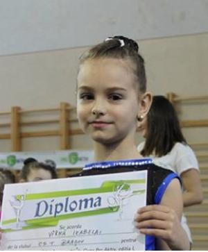 Virna Izabela - Gimnastica Ritmica