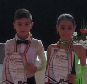 Precup Bogdan si Popa Ana Maria - Dans Sportiv
