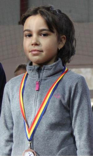 Lupu Denisa - Baschet