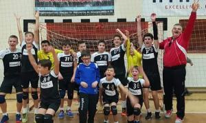 Juniorii 4 de l handbal, campioni la Cupa Mos Craciun