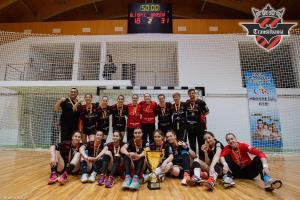 CS Transilvania Brasov - Campioana Nationala Handbal Jr.II