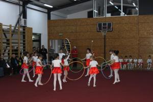 Serbarea de Craciun - Grupa Elena Luca - Sc.1